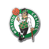 Boston Celtics Color Auto Emblem - Die Cut