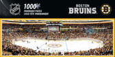Boston Bruins Panoramic Stadium Puzzle