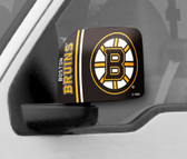 Boston Bruins Mirror Cover - Large