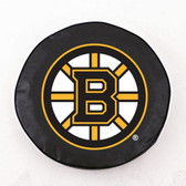 Boston Bruins Black Tire Cover, Large