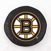 Boston Bruins Black Tire Cover, Large