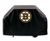 """Boston Bruins 72"""" Grill Cover"""
