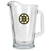 Boston Bruins  60oz Glass Pitcher