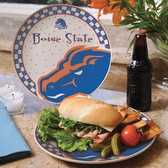 Boise State Broncos Gameday Ceramic Plate