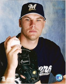 Ben Sheets Milwaukee Brewers 8x10 Photo #1