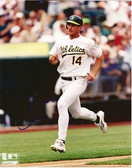 Ben Grieve Oakland Athletics Signed 8x10 Photo