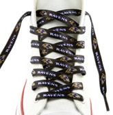 Baltimore Ravens Shoe Laces - 54""