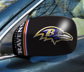 Baltimore Ravens Mirror Cover - Small