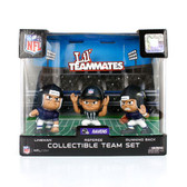 Baltimore Ravens Lil' Teammates Collectible Team Set
