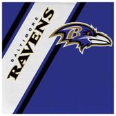 Baltimore Ravens Disposable Napkins