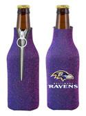 Baltimore Ravens Bottle Suit Holder - Glitter