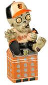 Baltimore Orioles Zombie Figurine - Thematic