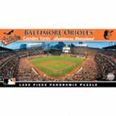 Baltimore Orioles Panoramic Stadium Puzzle