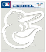 "Baltimore Orioles 8""x8"" Die-Cut Decal"