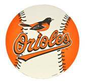 "Baltimore Orioles 12"" Car Magnet"
