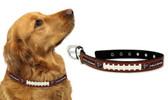 Atlanta Falcons Dog Collar - Medium