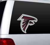 Atlanta Falcons Die-Cut Window Film - Large