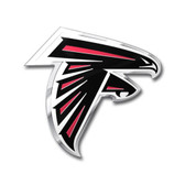 Atlanta Falcons Color Auto Emblem - Die Cut