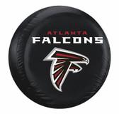 Atlanta Falcons Black Tire Cover