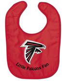 Atlanta Falcons Baby Bib - All Pro Little Fan