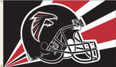 Atlanta Falcons 3 Ft. x 5 Ft. Flag w/Grommets