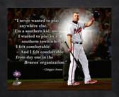 Atlanta Braves Chipper Jones 11x14 Pro Quote