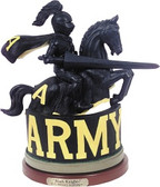Army Black Knights Mascot Replica
