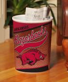 Arkansas Razorbacks Wastebasket