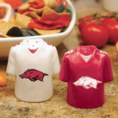 Arkansas Razorbacks Gameday Salt n Pepper Shaker