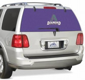 Arizona Diamondbacks Rear Window Film