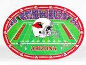 Arizona Cardinals Set of 4 Placemats