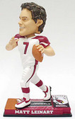 Arizona Cardinals Matt Leinart On Field Bobblehead