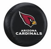 Arizona Cardinals Black Tire Cover