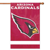Arizona Cardinals Banner Flag
