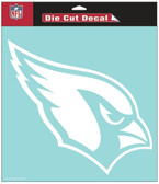 "Arizona Cardinals 8""x8"" Die-Cut Decal"