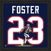 Arian Foster Houston Texans 20x20 Framed Uniframe Jersey Photo
