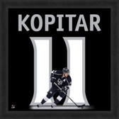 Anze Kopitar Los Angeles Kings 20x20 Framed Uniframe Jersey Photo AAOW142