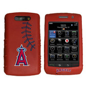 Anaheim Angels Cashmere Silicone Blackberry Storm Case