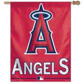 """Anaheim Angels 27""""x37"""" Banner"""