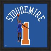 Amare Stoudemire New York Knicks 20x20 Framed Uniframe Jersey Photo