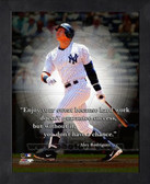 Alex Rodriguez New York Yankees 11x14 ProQuote Photo