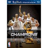 2014 NBA Championship:  Highlights [DVD/BR COMBO]