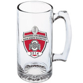Ohio State Buckeyes 2014 National Champions Super Stein