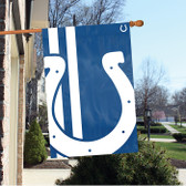 Indianapolis Colts 2'x3' Bold Logo Banner