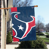 Houston Texans 2'x3' Bold Logo Banner