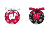 Wisconsin Badgers LED Box Set Ornaments