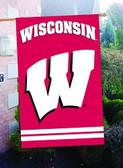 Wisconsin Badgers Banner Flag