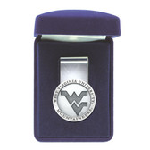 West Virginia Mountaineers Money Clip