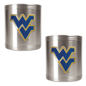 West Virginia Mountaineers Can Holder Set