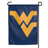 "West Virginia Mountaineers 11""x15"" Garden Flag"